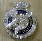 Gaunt Vintage Car Mascot Badge : Loyal Order of Moose : Masonic Fraternity z