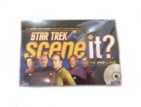NEW Star Trek Scene It DVD Trivia Game Party Fan Trekkie Captain Kirk Picard