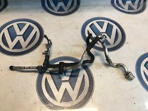 VW TOUAREG AUDI A4 B8 A5 3.0TDI Coolant Pipe Line 059121465B  CLAB