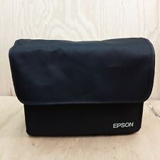 """EPSON Projector Carry Case Square Bag with Strap 12"""" x 9"""" x 3"""""""
