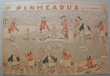 Pinheadus by A.E. Hayward from 1/24/1915 Half Page Size