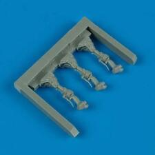 Quickboost 1:32 MiG-23 Flogger Control Lever Resin Detail Trumpeter #QB32-096