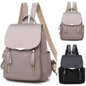 Women Girl Backpack Rucksack School Bag Travel College Laptop Book Shoulder Bags