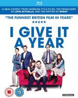 I Give It Un Año Blu-Ray Nuevo Blu-Ray (OPTBD2507)