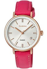 Casio Sheen Girls' Generation Limited Edition Ladies Watch (SHE-4048LTD-7A