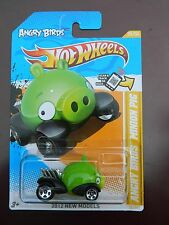 Hot Wheels 2012 New Models Angry Birds Minion Pig 35