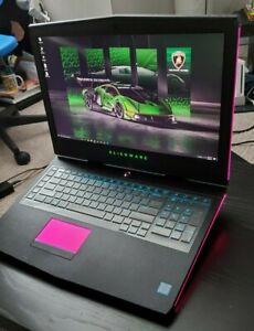 Alienware 17 R4k GTX1080