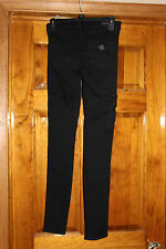 Citizens of Humanity Black Jegging Pants, Women's 27