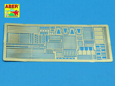 1/35 ABER  35A35 PHOTO-ETCHED WWII GERMAN SOLDIERS GEAR