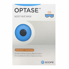 Optase Moist Heat Eye Mask for Blepharitis Meibomian Gland Dysfunction Dry Eye..
