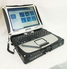 Panasonic ToughBook CF-19 MK7 Core i5-3340M 256GB SSD 8GB RAM Touchscreen GPS