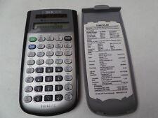 TEXAS INSTRUMENTS ELECTRONIC SCIENTIFIC CALCULATOR TI-36X SOLAR Calculatrice