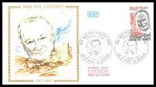 France (Max POL FOUCHET) 1983  - FDC -