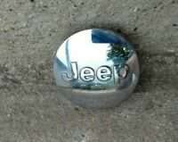 JEEP OEM CENTER CAP 1LB77TRMAC CHROME WHEEL 1LB77TRMAB factory original