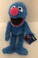 "Kohl's Sesame Street GROVER 13"" Plush Doll MWT Muppets Stuffed Animal"