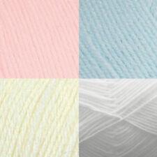 Super Soft Baby 4 Ply 100g Knitting Wool Nylon & Acrylic King Cole Comfort Yarn