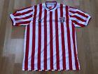 FC Derry City Jersey 38-40 inch 1988 1992 UMBRO shirt Trikot home PX184