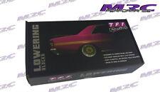 "MRC TFI Racing Ford Falcon EA-EL XG XH Ute & Wagon Lowering blocks Kit 1"" 25mm"