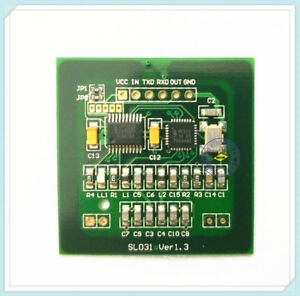 3 pcs Mifare1 ISO14443A TTL RS232 3.3V Antenna built-in Read & Write module