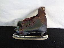 Vintage American Wildcat Ice Hockey Skates Style 444 Mens 12 (Hkr24-712)