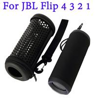 For JBL Flip 4 3 2 1 Bluetooth Speaker Hard Travel Bag Storage Case Cover