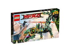 LEGO ® The LEGO ® Ninjago ® Movie ™ 70612 MECC-Drago del verde ninja NUOVO OVP NEW