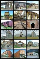 Ultimate Railroad Prototype Photo Modeling Guide Collection Set 35,000+ images!