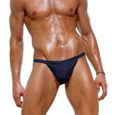 Cuecas natação homens Sexy Masculino T-back Thong Natação Wear Sandy swimmingtrunks 427