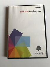 Pinnacle Studio Plus Version 12 (Avid Software, 12.1) For Windows w/Serial #