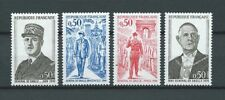 FRANCE - 1971 YT 1695 à 1698 - TIMBRES NEUFS** MNH LUXE