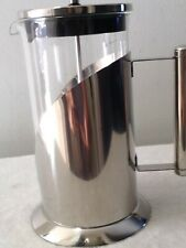French Press Coffee Maker Heat Resistant Borosilicate Glass by CAFE DU CHATEAU