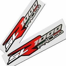 Aprilia Falco SL1000R motorcycle graphics decals stickers Italian detail style 3