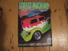 Street Machine Cars, Pre-1960 Transportation Magazines