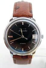 S/S BULOVA AMBASSADOR Mens 30J Automatic Watch 1969* MICRO ROTOR Cal.12EBA EXLNT