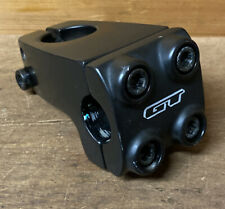 GT Bmx Bike Bicycle Stem A Headset 22.2mm Midschool Black Alloy
