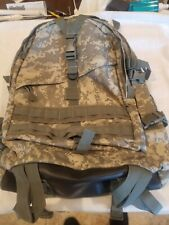 Roomy Military style Backpack with Waist & sternum Stabilizer (Water resistant)
