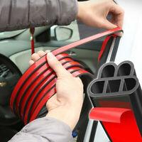 5M Car Door Rubber Seal Strip Hood Trunk Trim Edge Moulding Weatherstrip L Shape