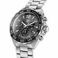 Men's Watch TAG Heuer CAZ1011.BA0842 Formula 1 - Chronograph - New - Warranty