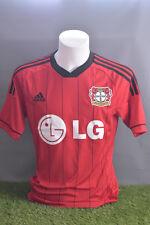 Bayer Leverkusen Football Shirt Adult Away S Adidas 13/14