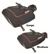 Zefal Iron TF Semi-Rigid Saddlebag T-Shape Seatpost Fitting Medium 0.6L