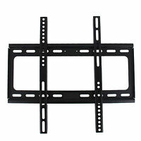 "Wall Mount TV Bracket Slim Flat 23 30 32 34 37 40 42 47 50 55"" LCD LED PLASMA 3D"