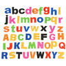 52 FRIDGE MAGNETIC Lower/Upper Case ALPHABET LETTERS Childrens Kids LEARNING TOY