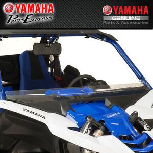 NEW GENUINE YAMAHA YXZ1000R™/SS WIND DEFLECTOR POLYCARBONATE 2HC-F83M0-V0-00