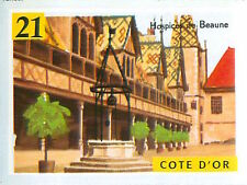 IMAGE CARD 60s DEPARTEMENTS FRANCE 21 COTE D'OR DIJON Hospices de Beaune