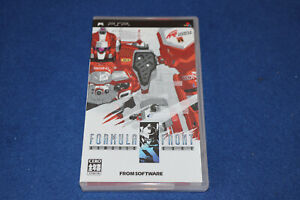 Armored Core Formula Front  FROM SOFTWARE  REGION 2