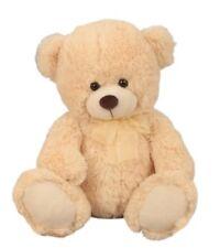 Teddybär mit Schleife Kuschelteddy Plüschtier Stofftiere Schmusetier Kuscheltier
