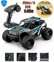 WLtoys P929 1/18 2.4G RTR Elektro 4WD Brushed Monster Truck RC Auto Spielzeug