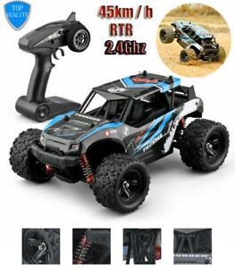 WLtoys P929 1/18 2.4G RTR électrique 4WD brossé  Truck RC voiture jouet