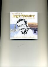 ROGER WHITTAKER - THE GOLDEN AGE OF - 50 YEARS OF HITS - NEW CD!!
