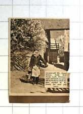 1939 73-year-old Mr James Inman, Draw Well Farm, Lyth, Westmorland
